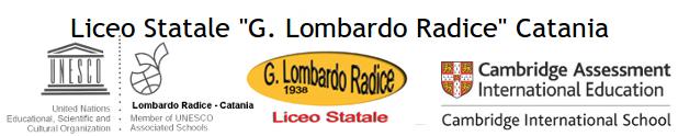 """Liceo Statale """"G. Lombardo Radice"""" di  Catania"""